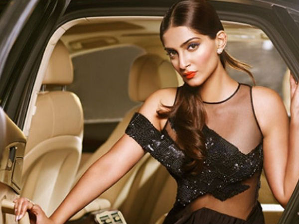Really! Sonam Kapoor Rejected A Top Modelling Offer For Films
