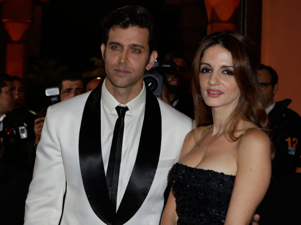 Hrithik Missing From The Party