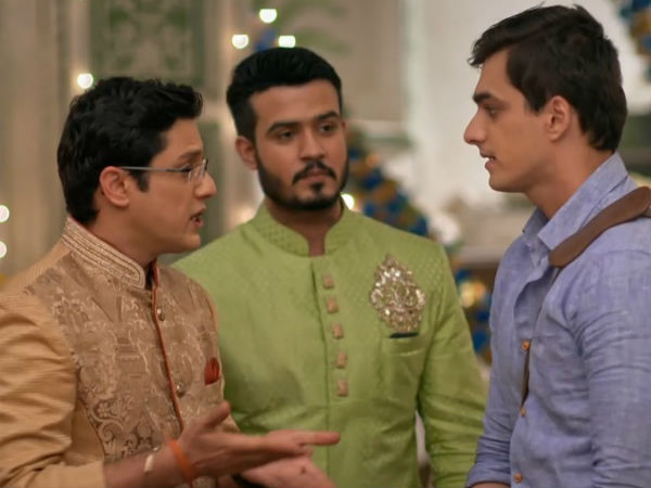 Kartik Searches For Naira