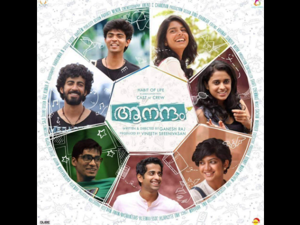 Aanandam Box Office: 3 Days Kerala Collections