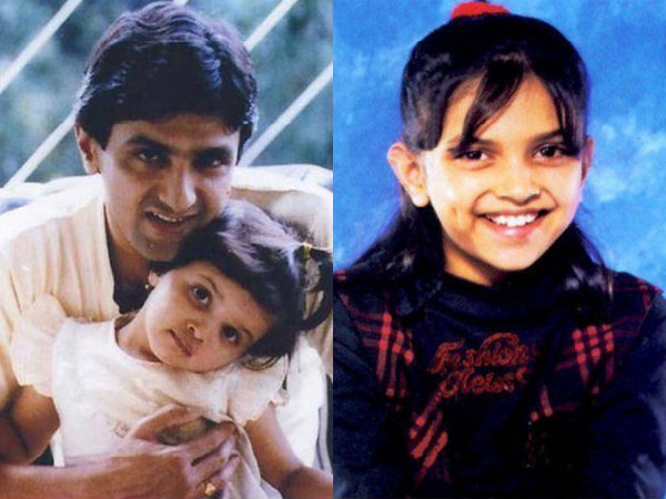 10 Adorable Childhood Pictures Of Deepika Padukone Will ...