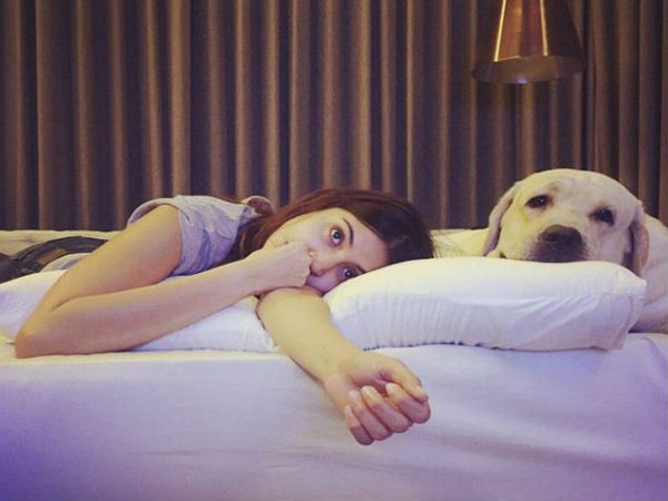 Anushka Sharma's 'Heart Breaks' During Diwali! Read On To Know Why