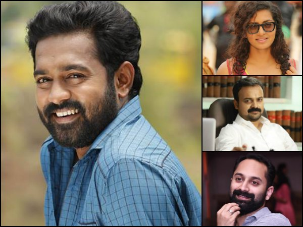 Asif Ali To Join Kunchacko Boban, Fahadh Faasil And Parvathy!