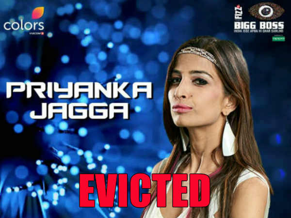 Bigg Boss 10 First Elimination: Priyanka Jagga Evicted; Will She Be Back In The House?