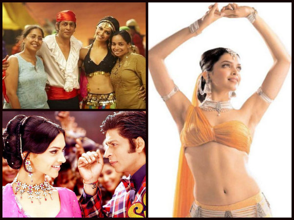Thank You SRK For Introducing Her! See 15 Gorgeous Pictures Of Deepika Padukone From Om Shanti Om!