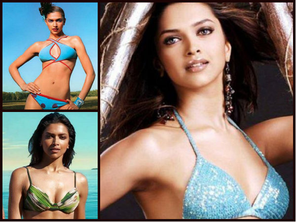 Hot & Sensuous! Deepika Padukone's Unseen Bikini Pictures That Will Give You Sleepless Nights!