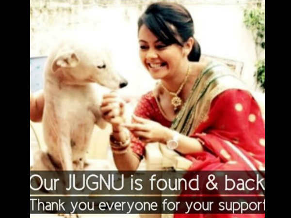Devoleena Bhattacharjee Is Happy As She Found Her Jugnu!