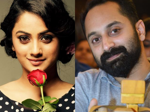 Fahadh Faasil-Namitha Pramod's Role Model Starts Rolling
