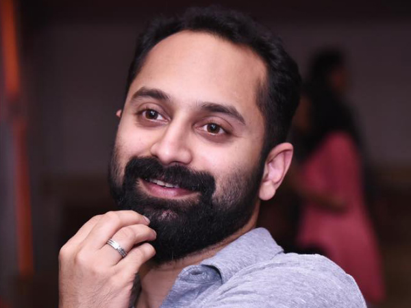 Fahadh Faasil To Join Mohan Raja Project Soon