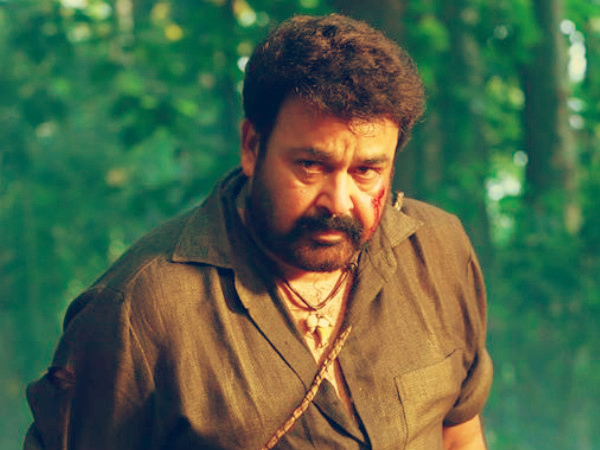 Had Pulimurugan Failed, Mohanlal Would've Quit Acting!
