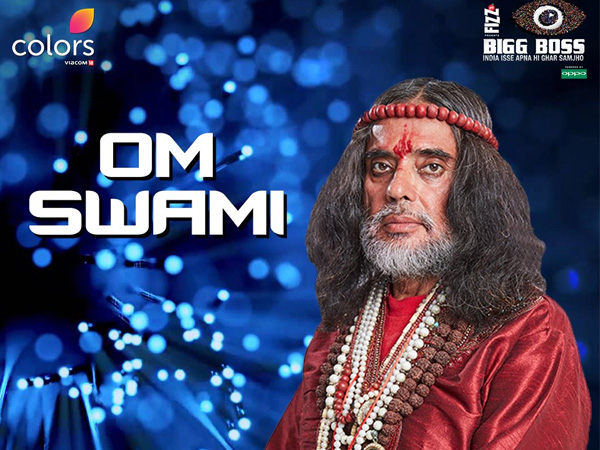 Image result for om swami bigg boss