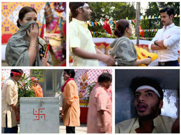 Jana Na Dil Se Door: Sujatha Misunderstands Ravish; Atharv Goes Missing! (PICS)