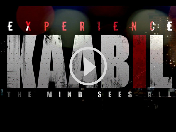 Kaabil Teaser! Hrithik Roshan Sees Things In 'Bokeh Light'!