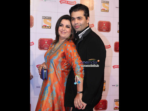 Karan Johar Will Never Do Anything That Is Not Patriotic: Farah Khan!