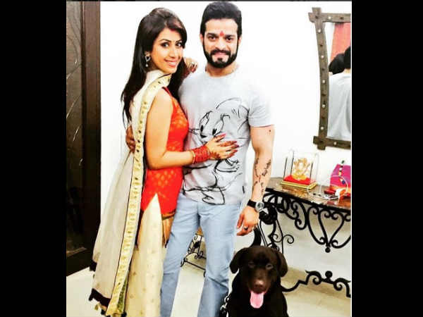 Check Out Karan Patel's Adorable Message To His Wife Ankita Bhargava…