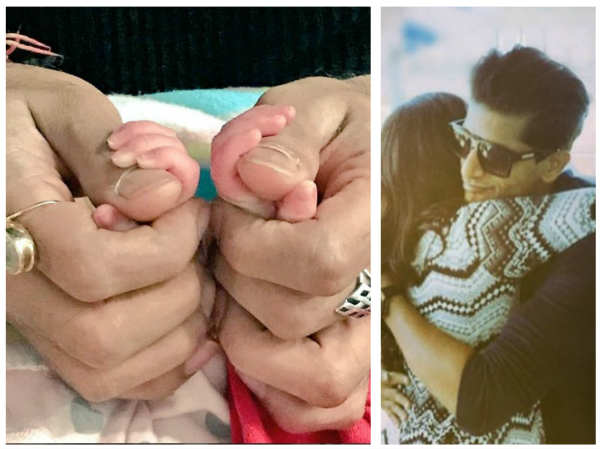 Karanvir Bohra & Teejay Sidhu Share Adorable Pictures Of Their 'Angels' Daughters!