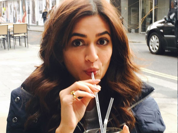 PICS STRAIGHT FROM THE SETS! Kriti Kharbanda Is Having A Blast While Shooting For Atithi In London