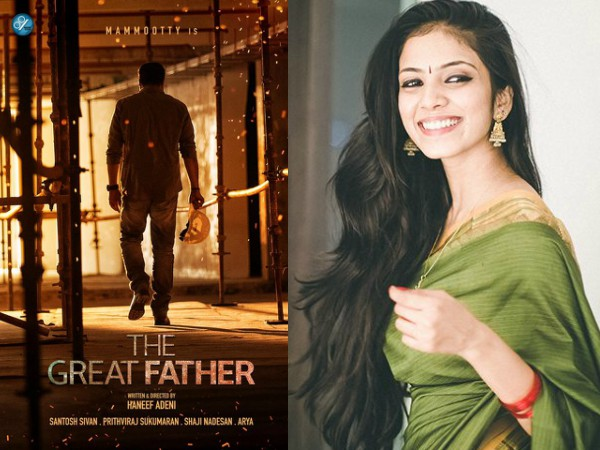 REVEALED: Malavika Mohanan's Role In Mammootty's The Great Father