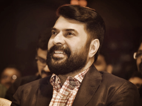 Mammootty Turns College Professor!