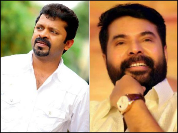 Sachy All Set To Team Up With Mammootty For His Next!