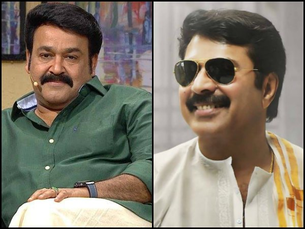 There Is A Fun Loving Child In Mammootty, Says Mohanlal!