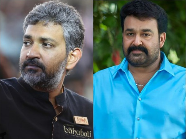 Mohanlal-Rajamouli Movie Still On The Cards?