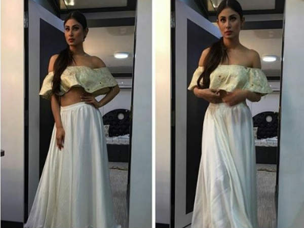 Mouni Roy Isn't Disheartened With Criticism For Naagin; But Loses Her Cool When Asked About Lip-Job!