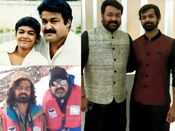 Pranav Is An Intelligent Boy, Says Mohanlal