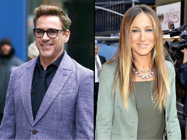 Never Felt Resentment After Split With Downey Jr. Says Sarah Jessica Parker