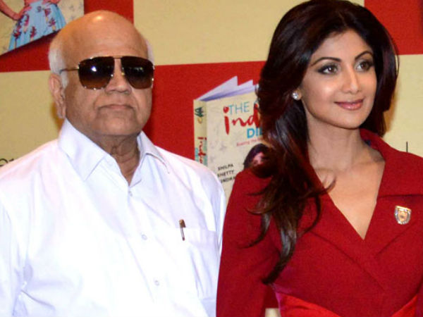 Shilpa Shetty Kundra bereaved