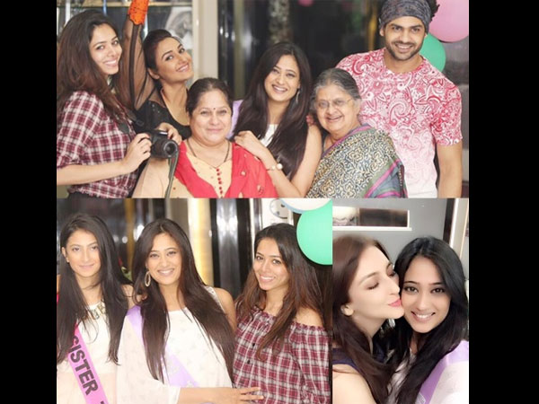 Mom-to-be Shweta Tiwari Is Glowing In Her Baby Shower Pictures!