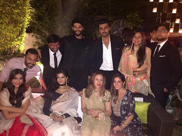 Arjun kapoor dating arpita khan and her husband 1