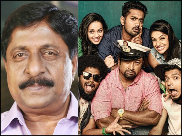 Sreenivasan To Be A Part Of Honey Bee 2!