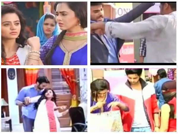 Swaragini Spoiler: Sanskar Saves Swara From Goons; Ragini & Nikhil Go In Search Of Lakshya!