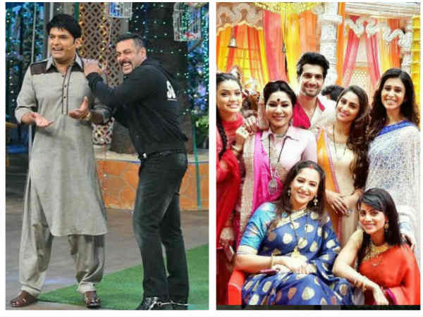 Latest TRP Ratings: The Kapil Sharma Show, Brahmarakshas, Kumkum Bhagya … – Top Shows This Week