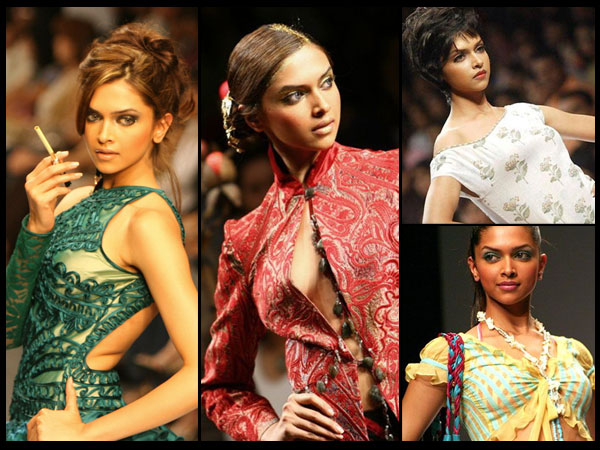 Ooh-La-La! Deepika Padukone Used To Look This Hot During Her Modelling Days!