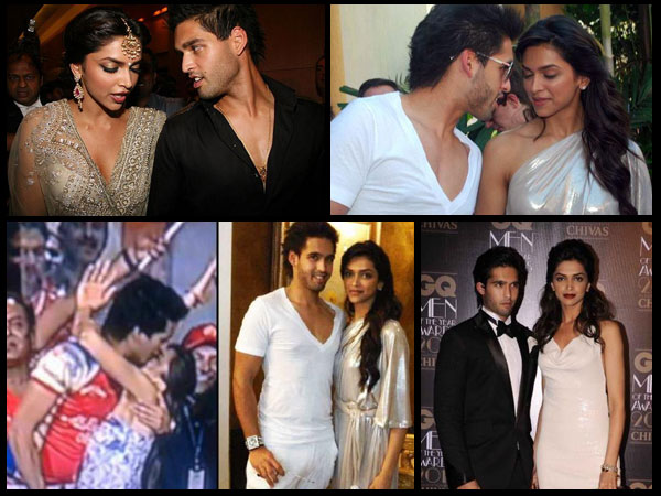 Sorry Ranveer! These 10 Pics Of Deepika Padukone With Ex-Boyfriend Siddharth Mallya Are So Charming