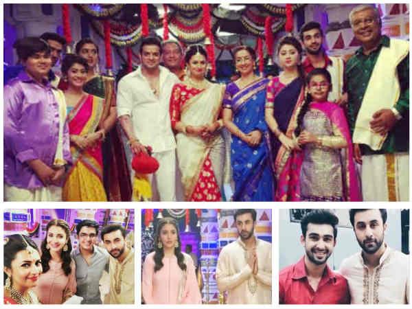 Yeh Hai Mohabbatein: Ishita-Raman Re-marriage Drama Continues; Ranbir & Anushka Wish IshRa (PICS)