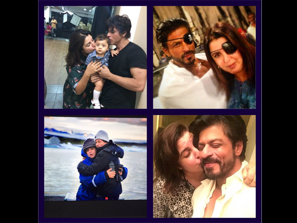 Farah Khan's Lovely Wish For SRK