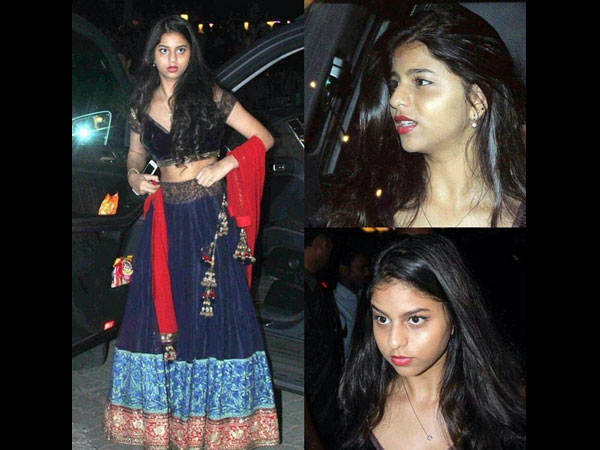 Suhana's Desi Look Was Special