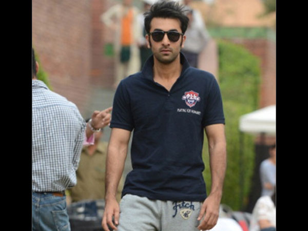 Sanjay Went Crazy: Ranbir
