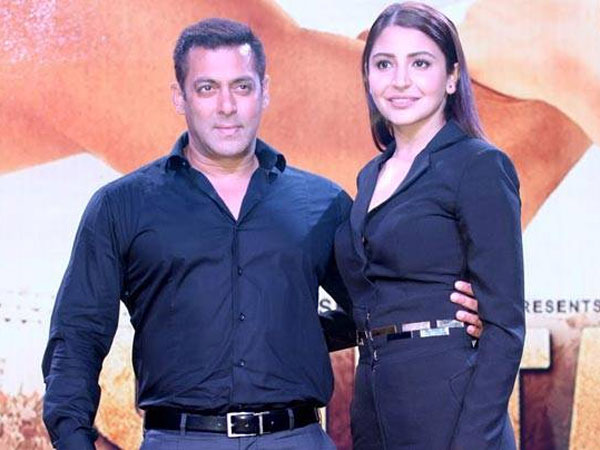 Anushka Is Not Afraid To Speak Her Mind, Even If It Involves A Superstar Like Salman Khan
