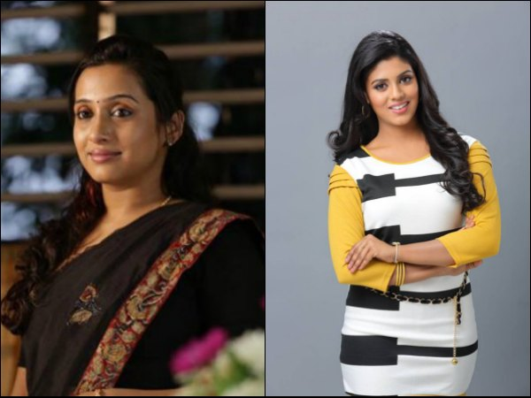 Poojitha As Deepthi And Iniya As Lovely