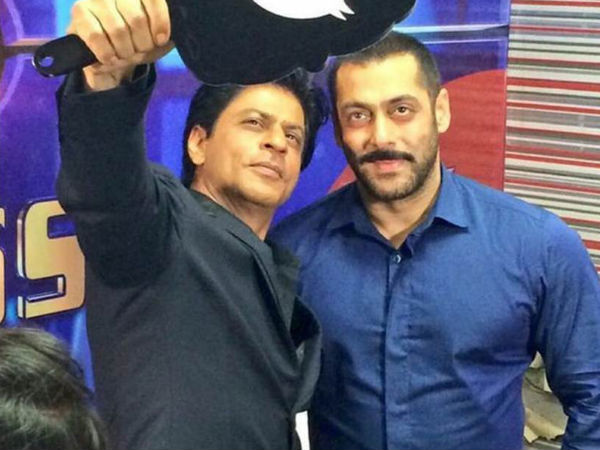 SRK's Funny Take On His Linkup With Salman