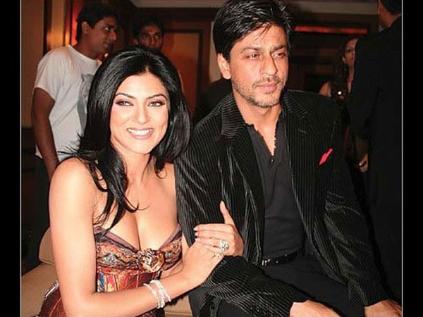 How Shahrukh & Sushmita Became Friends?