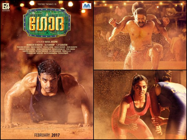 Godha's First-Look Posters Are Out