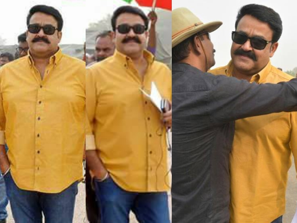 Mohanlal Joins 1971 Beyond Borders