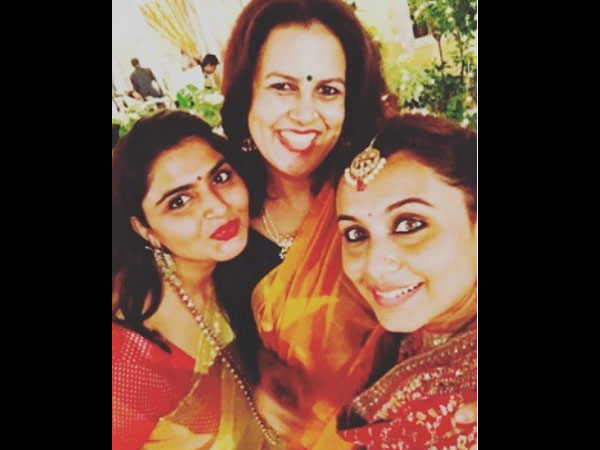 Rani's Recent Pictures