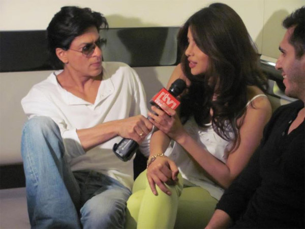 Recently, SRK Praised Priyanka