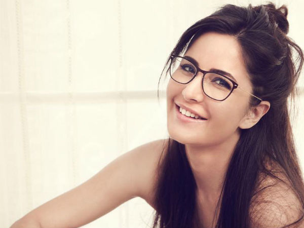 Katrina In Glasses